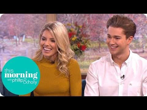 Strictly's Molly King and AJ Pritchard: Is Love Really in the Air?   This Morning