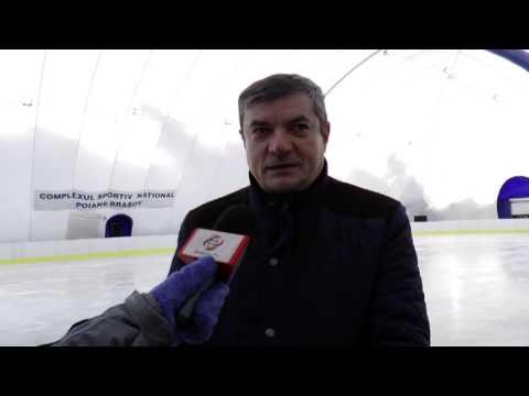 Patinoarul Cu Cea Mai Buna Gheata Din Romania Este In Poiana Brasov. Astăzi A Fost Inaugurat (VIDEO)