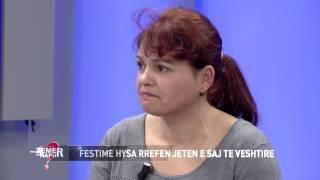 """Nusja kërkon paqe live në """"Me zemër të hapur"""", vjehrra refuzon – News24"""