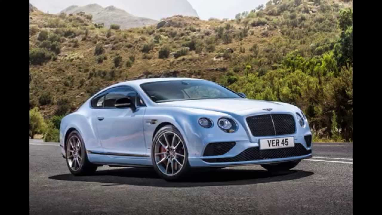 Bentley continental gt convertible 2016 youtube bentley continental gt convertible 2016 vanachro Image collections