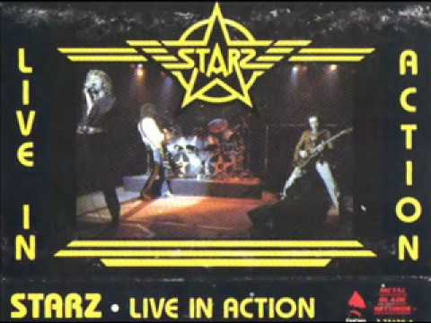 Starz - Pull the Plug live