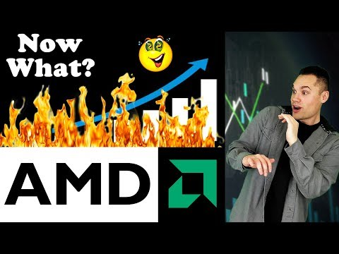 AMD Stock Is On FIRE!!! - Now What?