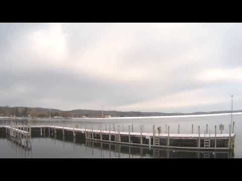 East Jordan, MI. South Arm of Lake Charlevoix Harbor Apr. 03, 2015 120