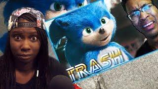 Berleezy | Sonic The Hedgehog EXPOSED| Reaction