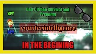 Counterintelligence The Beginning