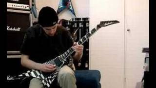 WASP - Inside The Electric Circus guitar solo