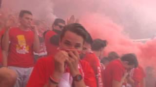 Bouřlivá oslava po gólu Jardy Zmrhala :) SK Slavia Praha vs sparta 1:0 thumbnail