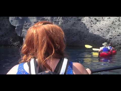 Kayaking In The Aegean Sea