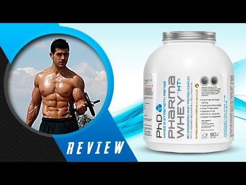 PhD Pharma Whey Review | Sompare.com