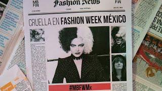 Cruella | El fashion film de la colección de Alexia Ulibarri