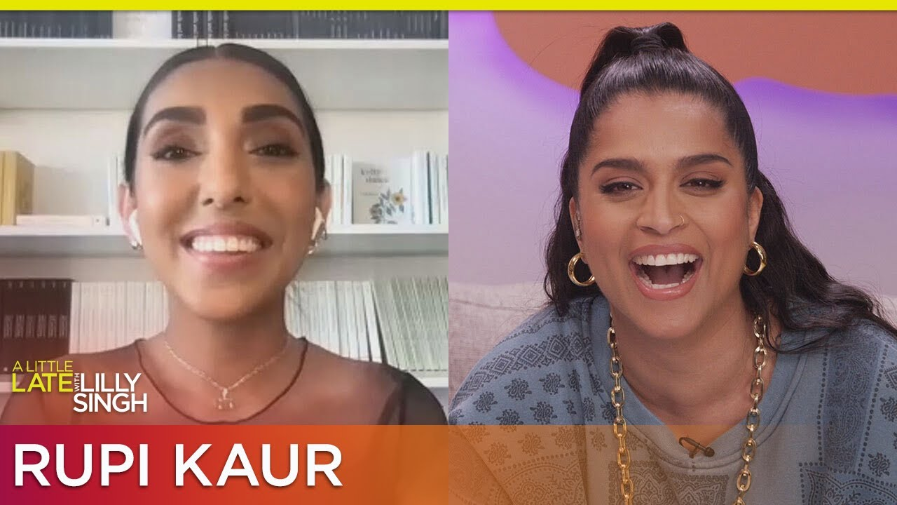 Rupi Kaur Is Having Her Beyoncé Moment