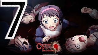 Corpse Party Book Of Shadows [7] Cant Avoid Death (Lets Play)