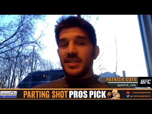 MMA Pros Pick - Demetrious Johnson vs. Wilson Reis (UFC on FOX 24)