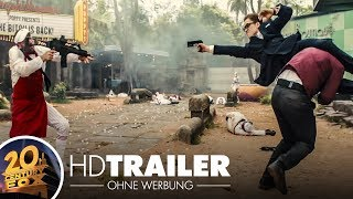 KINGSMAN: THE GOLDEN CIRCLE | Offizieller Trailer 3 | Deutsch HD German (2017)