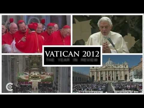 Vatican 2012: The year in review