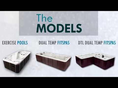 Tidalfit The Exercise Pool Spa You