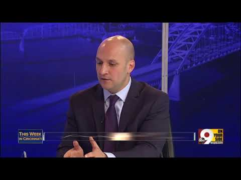 This Week in Cincinnati: Sen. Joe Schiavoni on opioid crisis, prison overcrowding