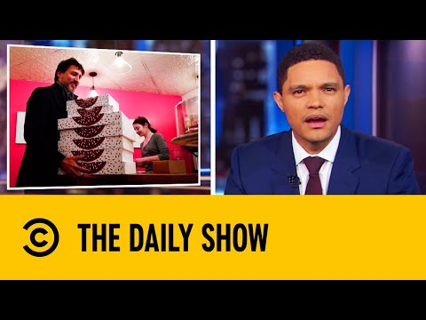 Justin Trudeau's Doughnut Order Sparks Controversy | The Daily Show With Trevor Noah