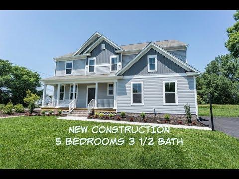 Glen Allen New Construction Stunning 5 Bedrooms 3 1/2 Bath  ++$448,550++