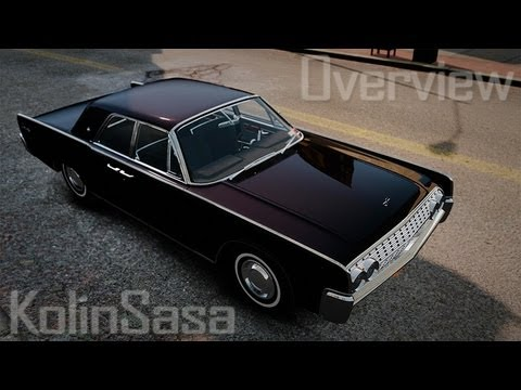 Lincoln Continental 1962