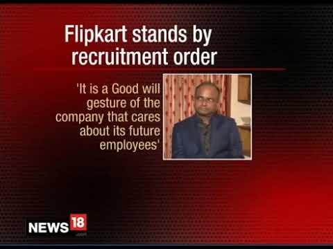 Mr Kris Lakshmikanth CEO Head Hunters is Flipkart Using Restructuring as an Excuse CNN News 18 1