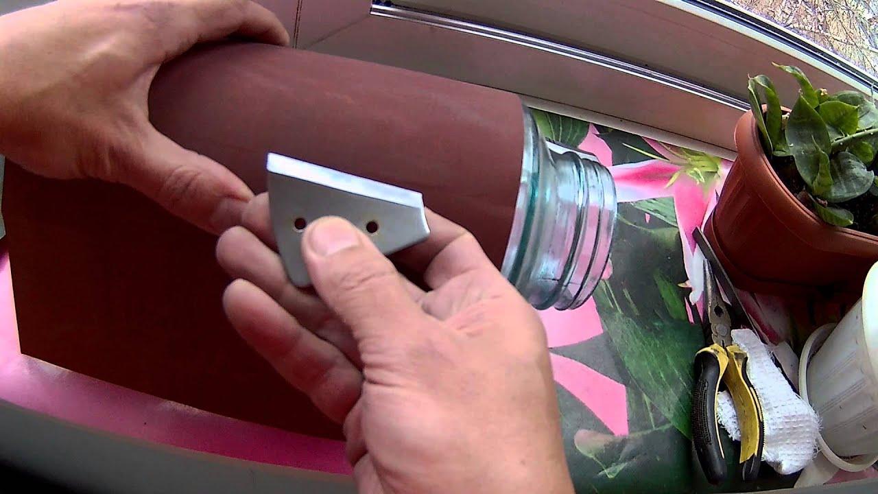 Заточка сферических ножей mora как сделать нож для охоты своими руками видео