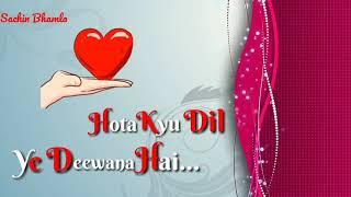 #Tumse_Milkar_-_New Love Whatsapp Status