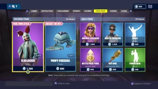 🔴*NEW* Fortnite Item Shop - LIVE COUNTDOWN! - (9th November)🔴