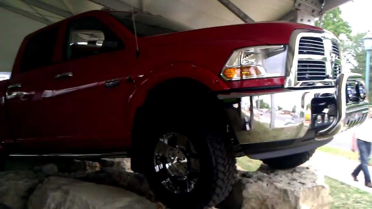 2013 Dodge Ram 2500 Heavy Duty 6 7l Turbo Diesel Engine