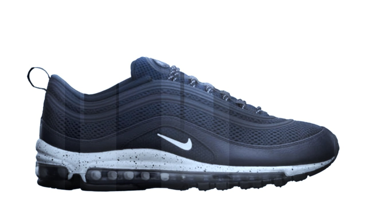 Nike Air Max  97 EM Blackened Blue Strata Grey-Deep Royal Blue - YouTube 8fac08944