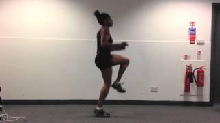 8 Week Challenge - Week 4 Let's HIIT Cardio with Fit Fab Females