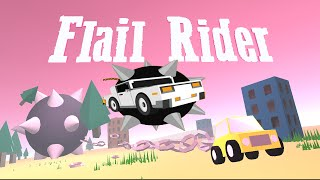 Flail Rider - iOS Gameplay Video