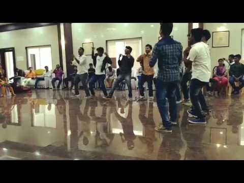 New Sadri/sailo/nagpuri dance at utsav banquet hall keonjhar 2017