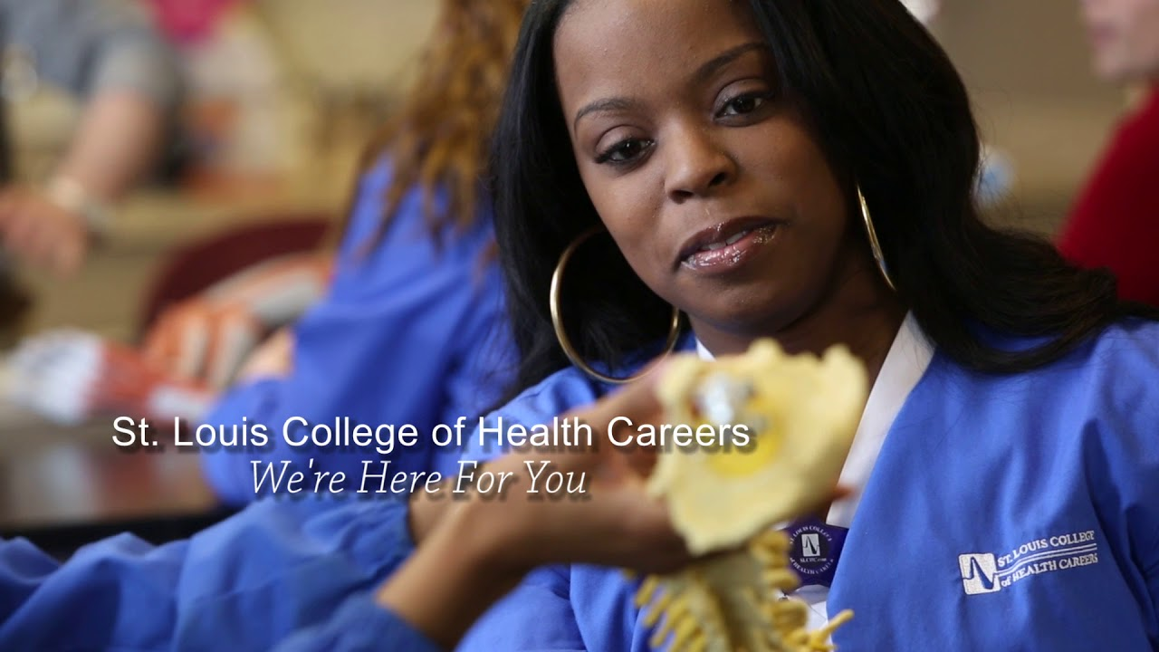 Home - St  Louis College of Health Careers