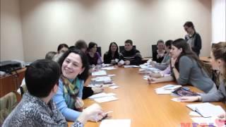 Training for University lecturers - State Padagogical University Tiraspol - 11.12.2015