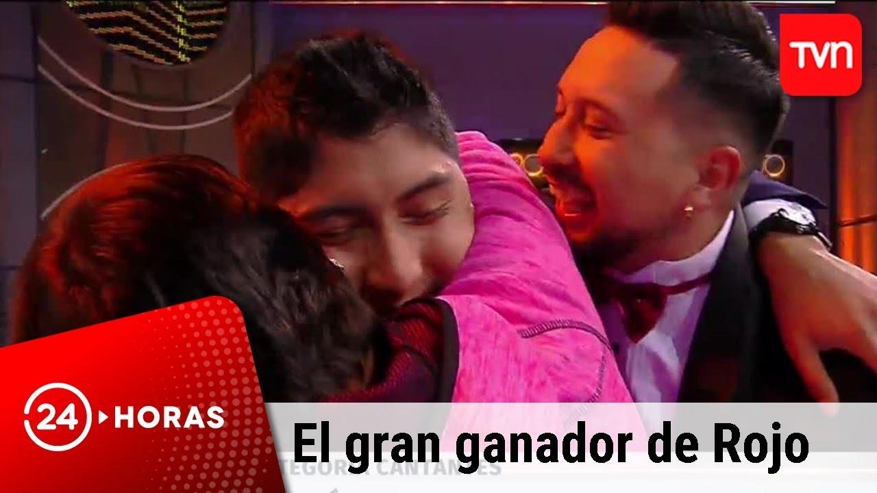 Juan Angel Mallorca Se Corono Como Ganador De Rojo El Color Del Talento