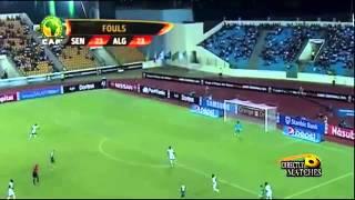 le commentaire de hafid Daraji sur le match Algérie 2 - Sénégal 0