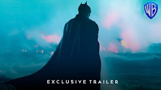 THE BATMAN - New Exclusive Trailer (2022) New Matt Reeves Concept Movie - Robert Pattinson