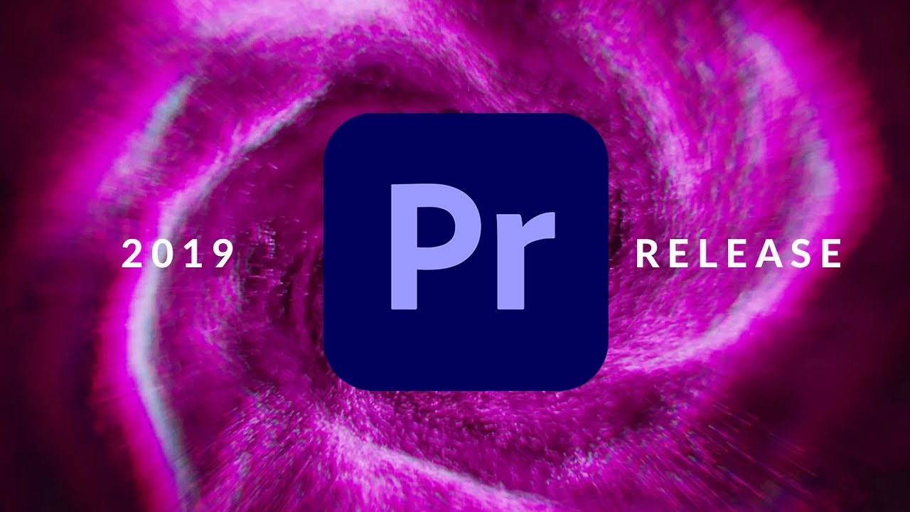Download Adobe Premiere Pro CC 2019 for Mac