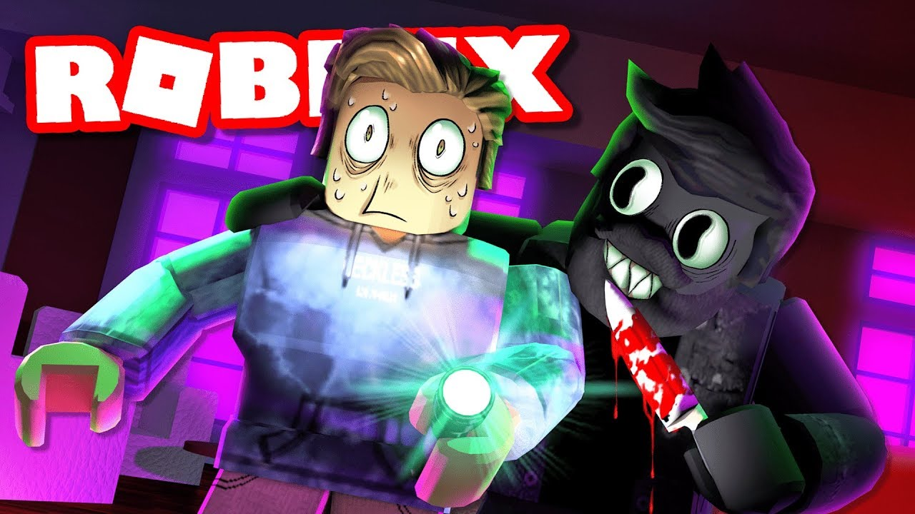 ROBLOX HOTEL had a secret MURDERER and he WASN'T NICE (shocker)