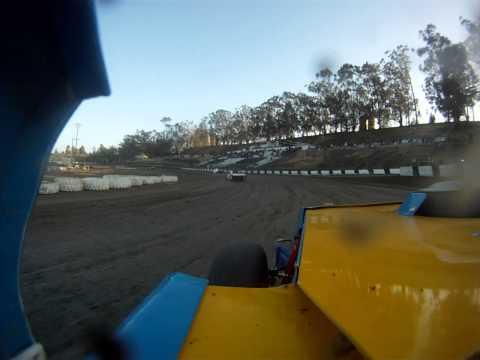 Santa Maria Speedway Sport Mod Heat Race 6/7/14