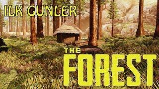 Türkçe The Forest - İlk Günler - Ultra Settings