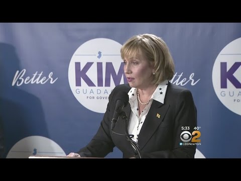 NJ Race For Governor Heats Up