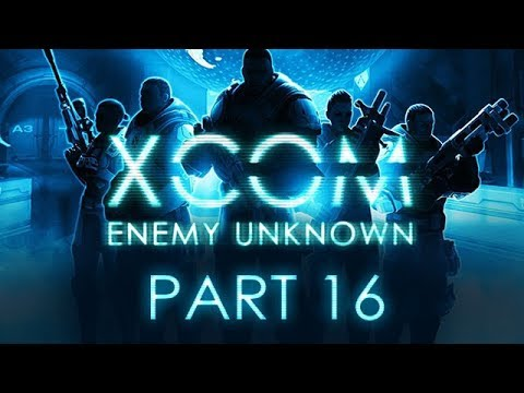 XCOM: Enemy Unknown - Part 16 - Red Sky in the Morning