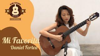 "How to play ""Mi Favorita"" -  Kim Chung - For Beginners (Daniel Fortea)"