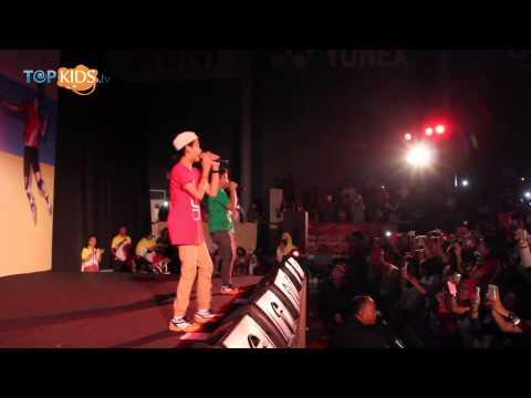 CJR - Terus Berlari - Taufik Hidayat Arena Junior Championship 2014