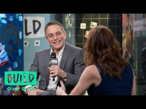 Tony Danza On His On-Screen Relationship With Josh Groban In 'The Good Cop'