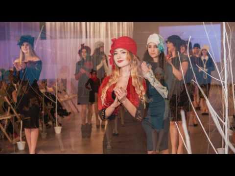 Показ Лилии Славиной  на Fashion Gallery