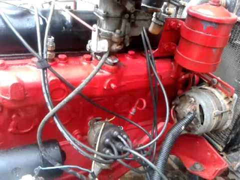 Motor Jeep 6cc