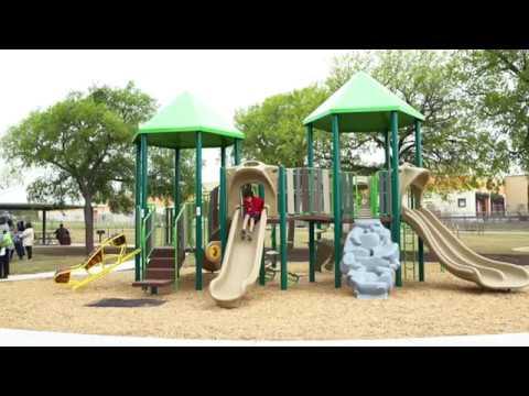 St. John Park Transformation And Ribbon Cutting   Austin Parks Foundation